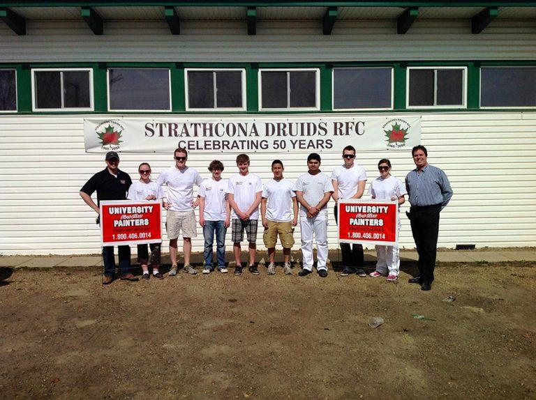 Strathcona Druids Rugby Club, Edmonton, AB