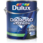 dulux painting can