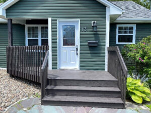 grey stain for fences and decks