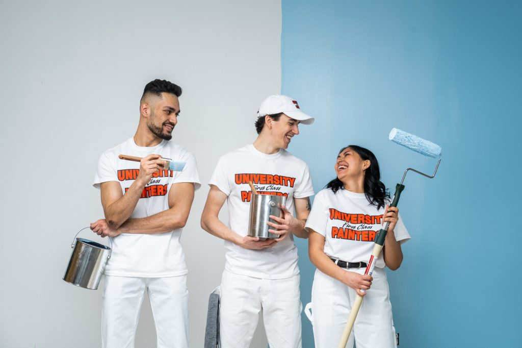professional painting mangers